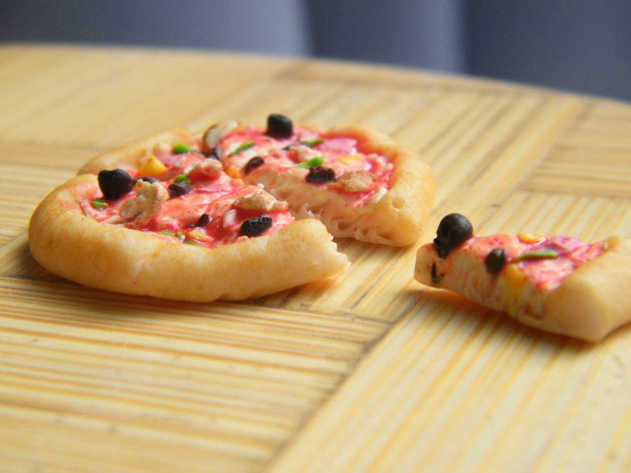 Miniature Pizza